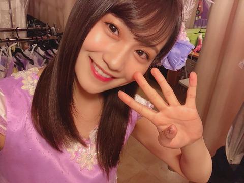 【AKB48】小嶋真子のSHOWROOM、「キ●タマ」がNGワードwwwww