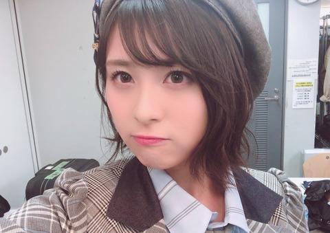 【朗報】チーム8佐藤栞完全復活キタ━━━━(゚∀゚)━━━━!!