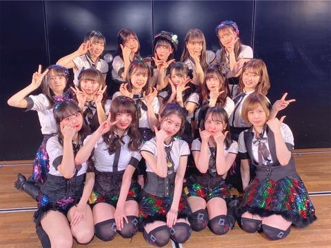 【AKB48】岩立チームBメンバーのビジュアルを格付けしてみた!
