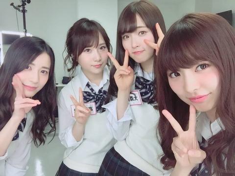 【AKB48】12期は高橋朱里以外も逸材揃いなのに何で他のメンバーも推さないんだよ