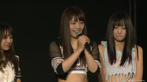 【SKE48】二村春香が劇場公演にて卒業発表