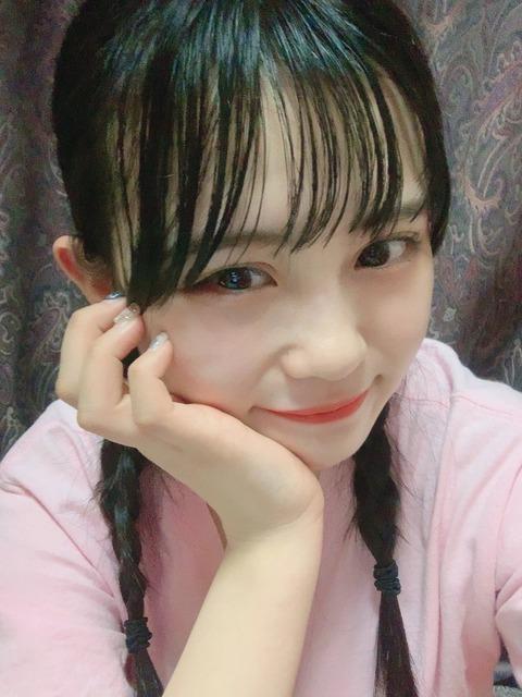 【HKT48】いいねの数だけ腹筋することになった村川緋杏さん(20)、20日目で7593回達成!