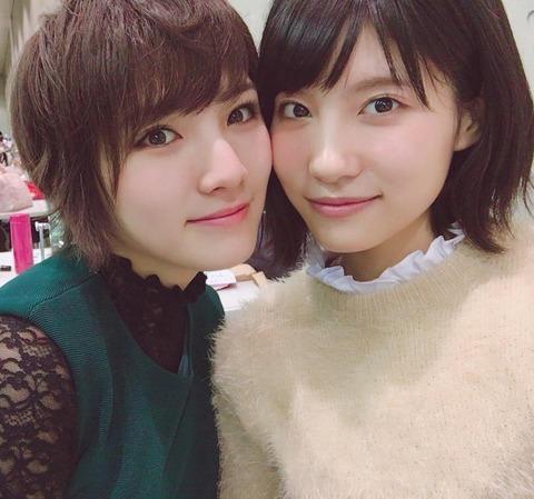 【AKB48】岡田奈々と谷口めぐ、何故ここまで人気に差が出てしまったのか?