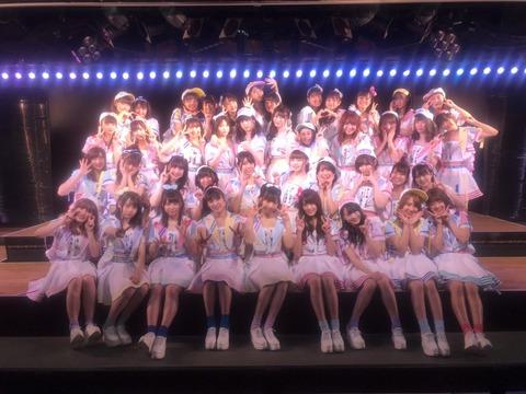 【AKB48】チーム8がいなかったら本店の若手はもっと仕事が貰えるという噂