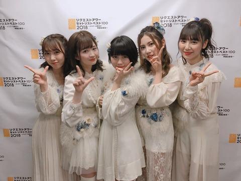 【SKE48】ビジュアル選抜5人が決定してしまう
