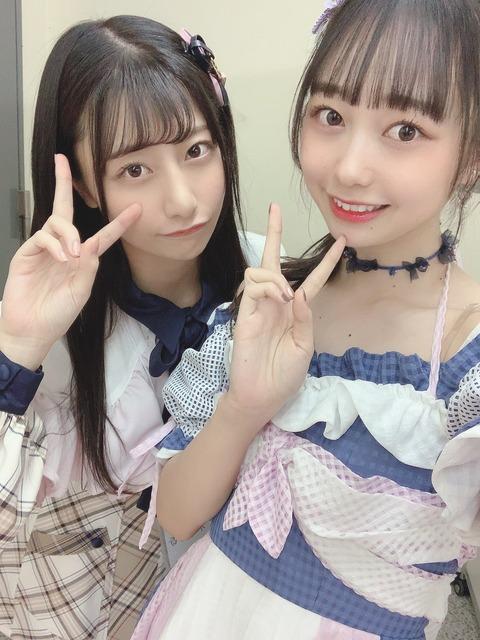 【AKB48】大盛真歩とチーム8新メンバーの集合写真が坂道より可愛いと話題に!