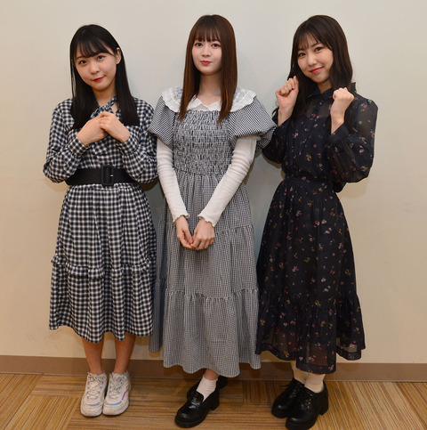 【SKE48】人気メンバー「歌番組に出たい、アイドルでいる以上そこにみんな憧れがあると思う」