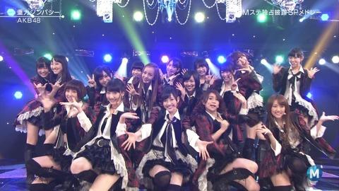 【AKB48G】なぜ秋元康は疾走感のあるアイドルソングが書けなくなってしまったのか