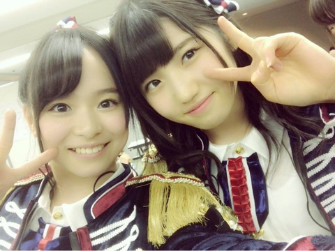 【AKB48】村山彩希と倉野尾成美、二人同時に告られたらどうするの?