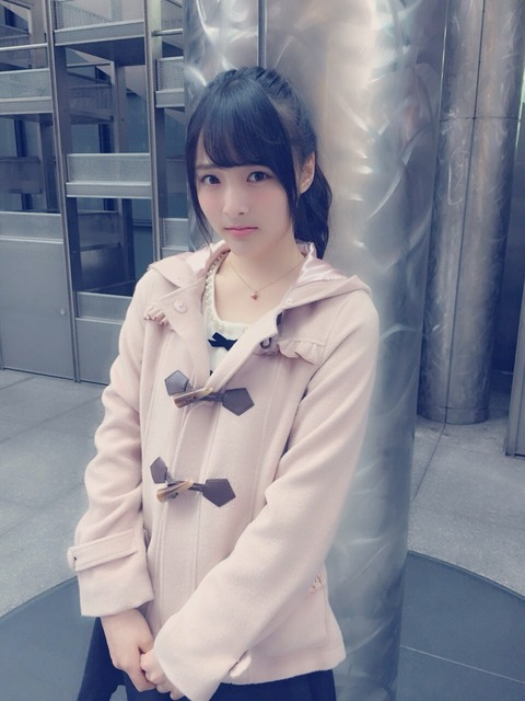 【AKB48】大森美優って名前の通り美しくて優しい子だよな【みゆぽん】