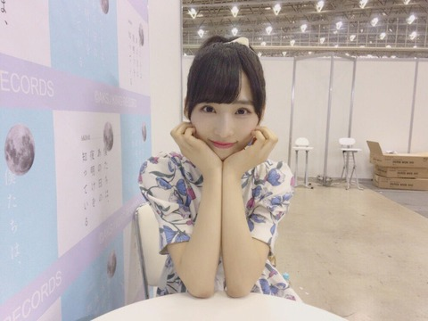 【AKB48総選挙】小栗有以大躍進で今年の選抜入り濃厚