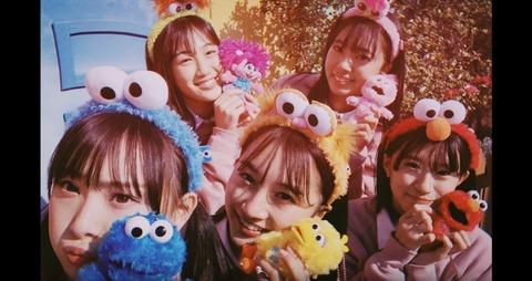 【朗報】NMB48の若手メンバーがUSJのCMに起用される!!!
