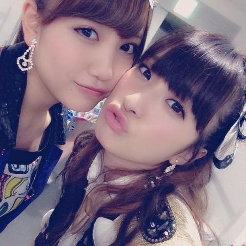 【AKB48】れなっちって梅田彩佳派閥だったんだな・・・【加藤玲奈】
