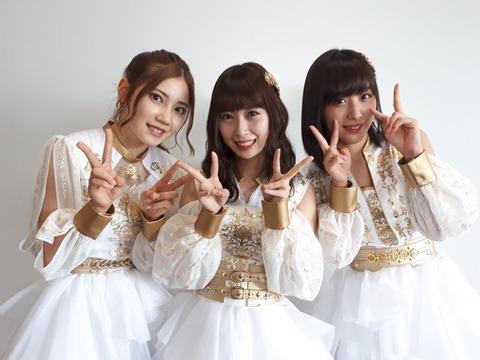【SKE48】「この美少女は誰!?」朝日新聞大阪本社に舞い降りた3人に社員騒然!