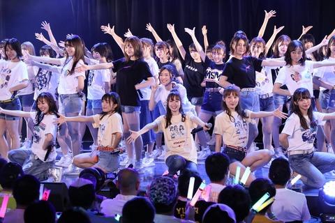 【悲報】SKE48の10周年コンサートのお知らせが無かったんだが・・・
