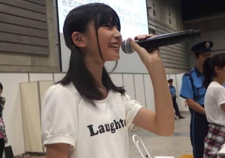 【AKB48】チームB福岡聖菜ひゃん(15)っておっぱいデカいよね!