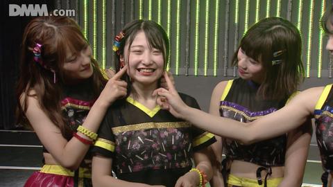 【AKB48G】握手会で推しのほっぺたを触ったらどうなるの?