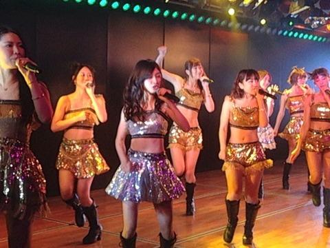 【悲報】チームK公演定員割れ