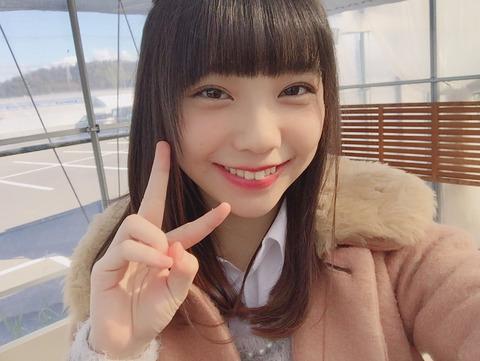 【朗報】離れ目業界に期待の新人現る!SKE48の無名メンに離れ目業界が騒然