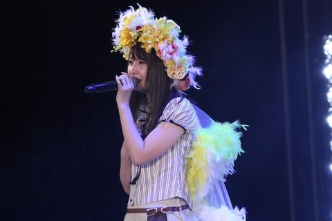 【SKE48】高柳明音さん、若手に地元仕事を譲れと言われて号泣