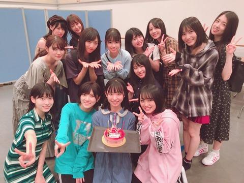 【朗報】AKB48山内瑞葵ちゃんが横山チルドレン入りで将来安泰