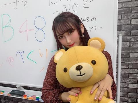 【NMB48】明石奈津子にスキャンダル発覚?ネトゲでの不穏な行動で男つながり