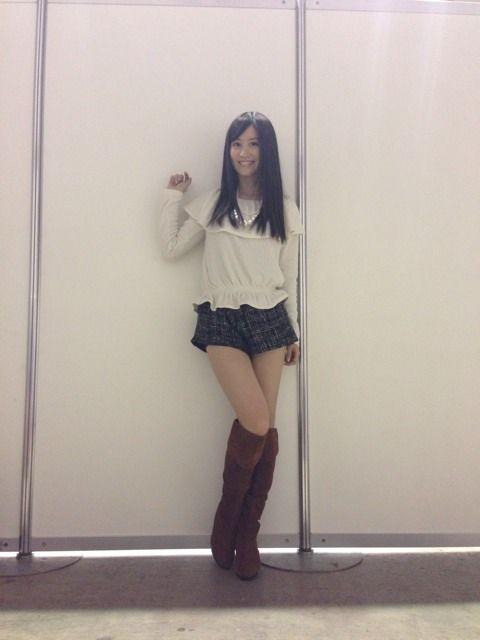 【NMB48】上西恵がヲタに立って握手しろと説教される