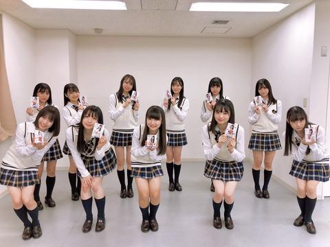 【朗報】NMB48、7期研究生が11月26日から個人SHOWROOMスタート!