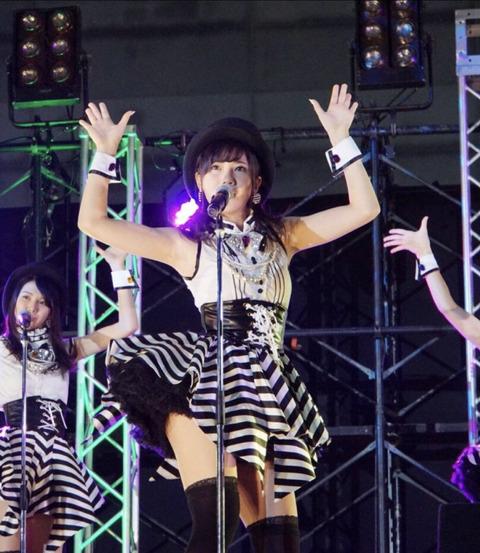 【SKE48】北川綾巴ちゃんの絶対領域!太もも!ワキ!