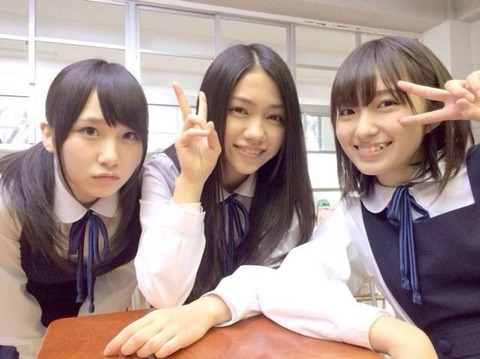 【妄想スレ】AKB48のメンバーと同じクラスになりました!あなたはどの席に座りたいですか?