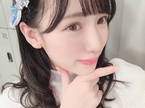 【HKT48】運上弘菜さん「CDTV年越しプレミアライブにAKB48として出演させていただきます!」