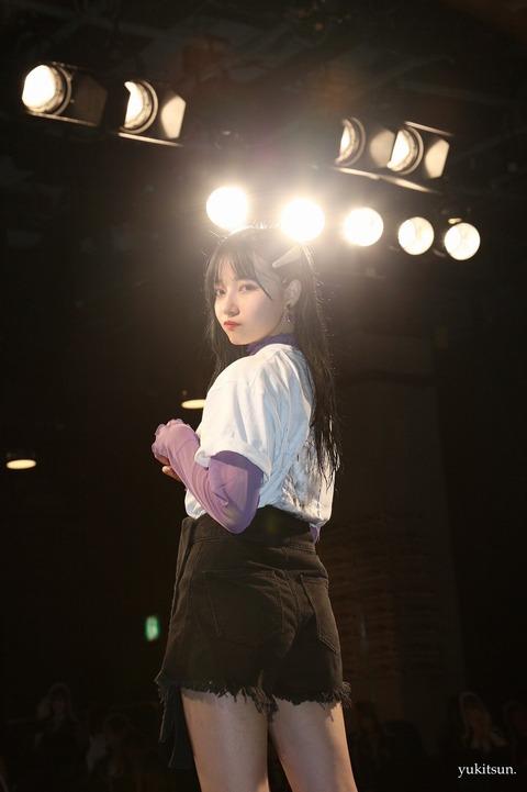 【悲報】NMB48村瀬紗英、劇場公演にて卒業発表