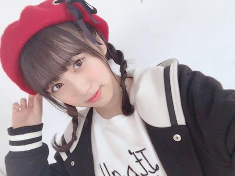 【HKT48】矢吹奈子「(指原莉乃と)メンバーの中で1番喧嘩してる」