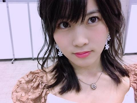 【AKB48】岡部麟「岡部が選抜メンバーになったのはうんたら~かんたら~って言われてめっちゃ悔しい、認めてもらえるようになりたい」