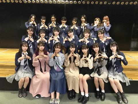 【AKB48】=LOVEの瀧脇笙古ちゃんがチームA公演を見に行った模様!