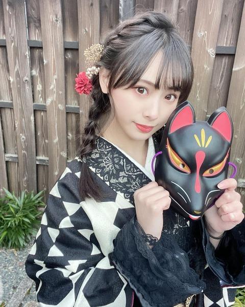 【朗報】NMB48梅山恋和ちゃんの可愛さが限界突破!!!