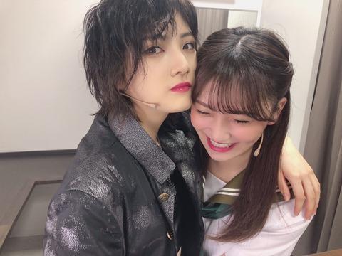 【AKB48】「ゆうなぁ」や「なぁおん」もいいけどやっぱり「なぁまこ」が最高だったよな【岡田奈々・小嶋真子】