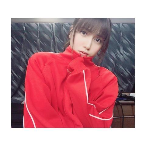 【AKB48】ジャージ姿だとあんにんの美人っぷりが際立つな【入山杏奈】