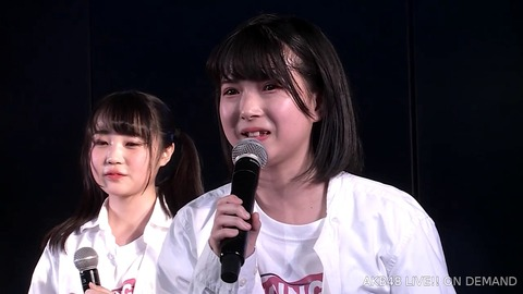【AKB48】播磨七海が活動辞退を発表