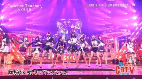 【AKB48】Teacher Teacherを70枚予約してしまったんだが・・・