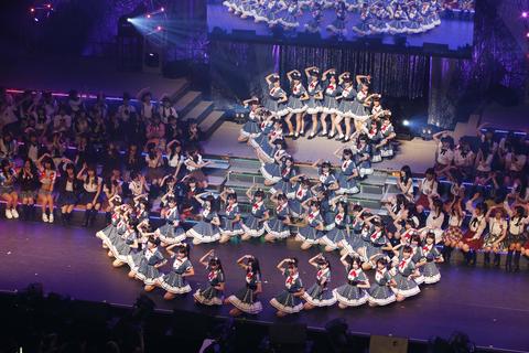 【AKB48】チーム8メンバー「リクアワで47街以外のエイト曲もやりたいのに全然ランクインしない(´;ω;`)」