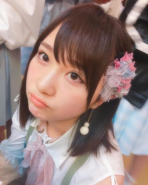 【NMB48】太田夢莉が高橋朱里のスピーチを絶賛
