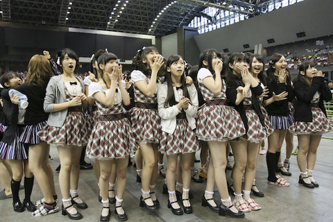 HKT48/LinQ/HR福岡アイドルシングル同日発売www