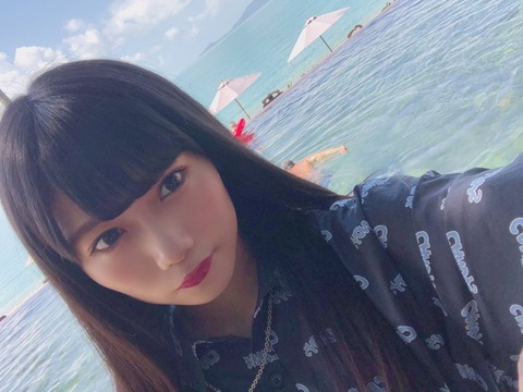 【NMB48】菖蒲まりんのすっぴんwwwwww