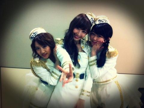 【AKB48G】Not yetとかノースリーブスみたいなユニットはもう作れないのかな・・・