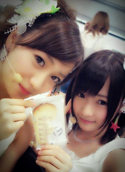 【AKB48】大島優子と川栄李奈のタレント性