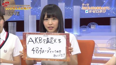 松村香織、48Gからの脱却&SKE48の独立を宣言