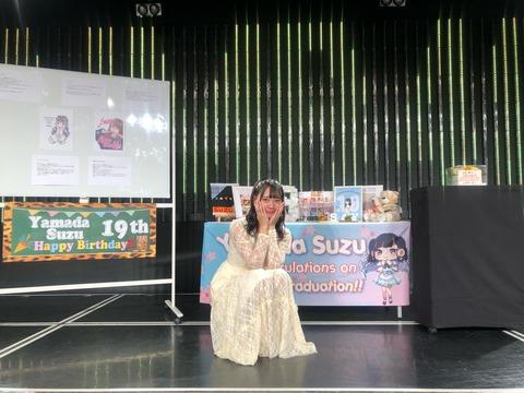 【NMB48】山田寿々卒業でチームBⅡ副キャプテンは誰になる?