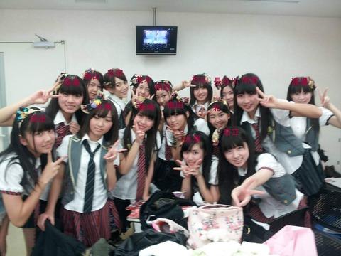 【AKB48】13期生メンバーの現在