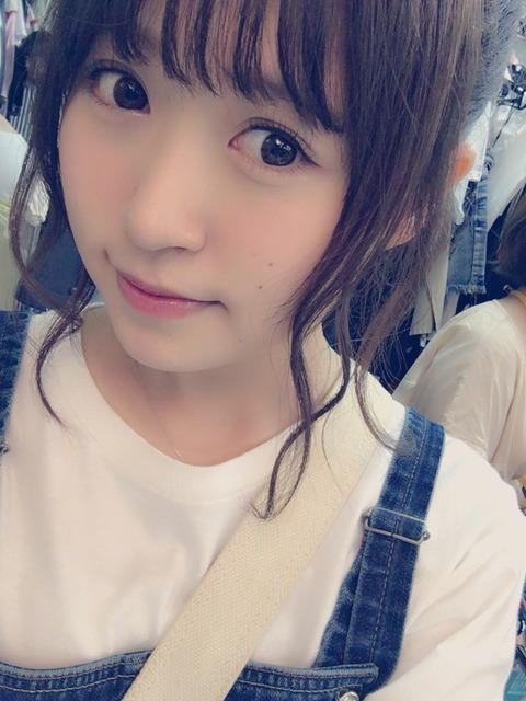 【HKT48】髪色を暗くした冨吉が可愛いんだが・・・【冨吉明日香】